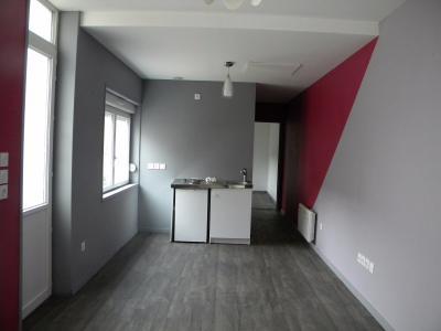 Appartement 1 chambre avec cour et place de parking