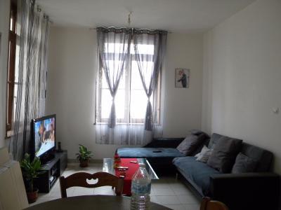 Appartement 1 chambre RDC avec cour