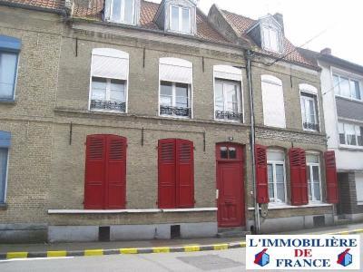 Vente ST OMER, IMMEUBLE DE RAPPORT 300 m² - 5 appartements
