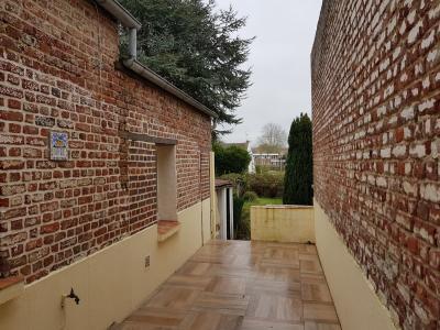 LONGUENESSE  Maison 1930 en bon état avec jardin