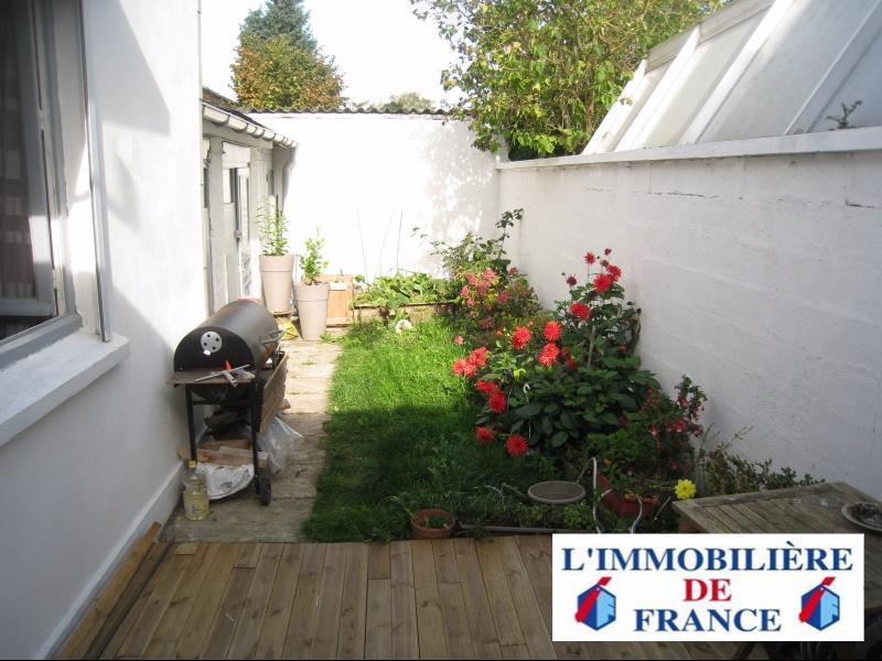 MAISON EN PLAIN-PIED 1 chambre - avec jardinet