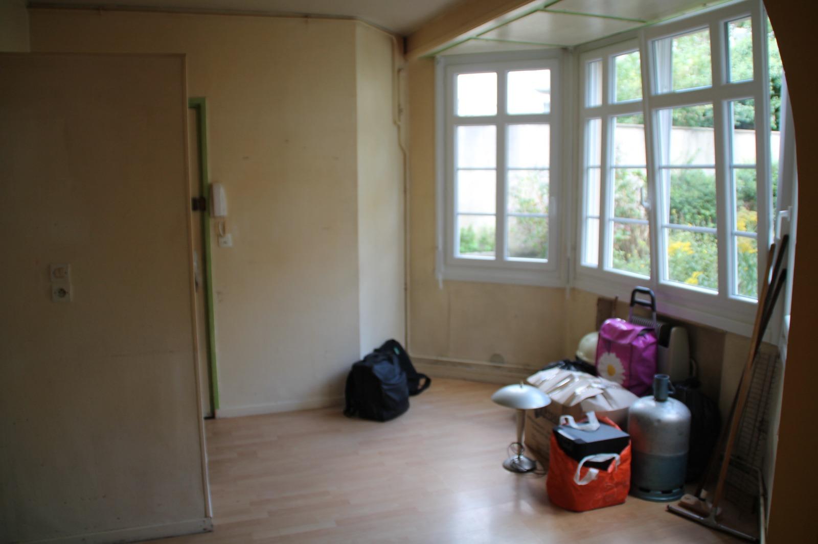 Vente BOULOGNE SUR MER, Appartement 33 m² en rez de jardin ...