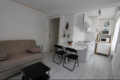 Vente LE PORTEL Studio 18 m² vendu tout équipé dans résidence avec ascenseur face mer