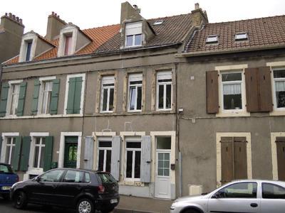 Vente BOULOGNE SUR MER, proche vieille ville, Maison de ville 89 m² - 4 pièces