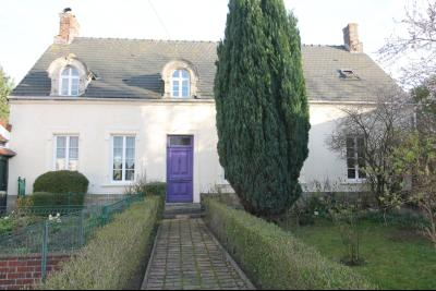 Vente NEUFCHATEL HARDELOT village, Maison de campagne, 4 chs, garage jardin