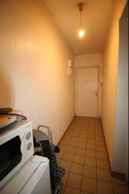 Vente BOULOGNE SUR MER, Appartement F1 de 36 m² loué, 1 cave, 1 parking
