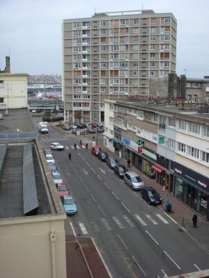 Vente BOULOGNE SUR MER, Appartement de 98 m² - 5 pièces loué