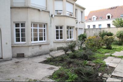 Vente BOULOGNE SUR MER, Appartement 33 m²  en rez de jardin