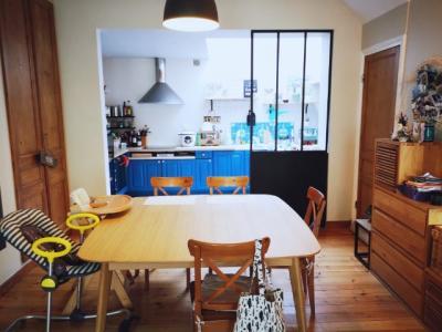 Vente BOULOGNE SUR MER, Maison de ville 105 m² - 3 chambres