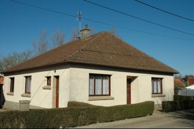 Vente WIMILLE, Maison de plain pied 127 m2 au calme avec gros potentiel