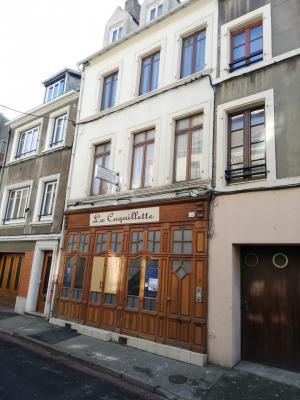 Immeuble Habitation et Commerce -  BOULOGNE SUR MER