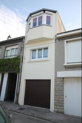 Vente BOULOGNE SUR MER, maison/appartement meublé de 35 m² vue mer avec garage