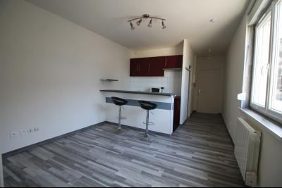 Vente BOULOGNE SUR MER, appartement de 33 m2 rénové avec chambre