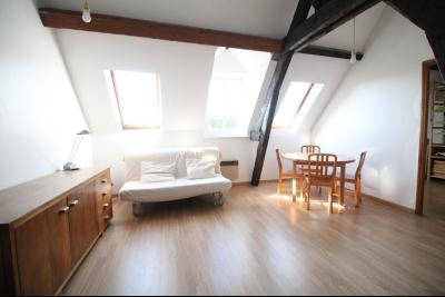 Vente BOULOGNE SUR MER appartement en résidence avec ascenseur, 1 chambre