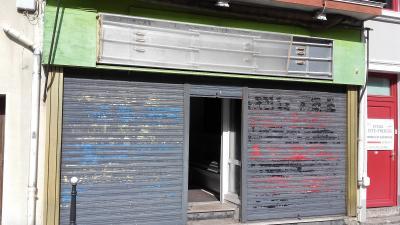IMMEUBLE COMMERCE HABITATION -  Rue Nationale