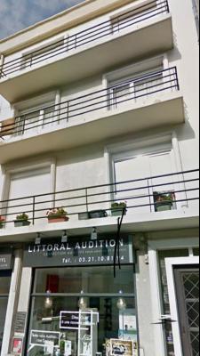 Immeuble -  BOULOGNE SUR MER Centre ville - 3 appartements