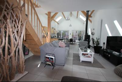 Vente BOULOGNE SUR MER, atypique loft de 134 m² avec grand garage
