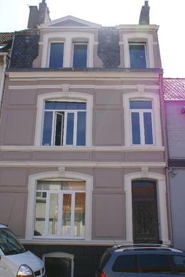 Vente BOULOGNE SUR MER, Maison de ville 200 m² - 7 pièces