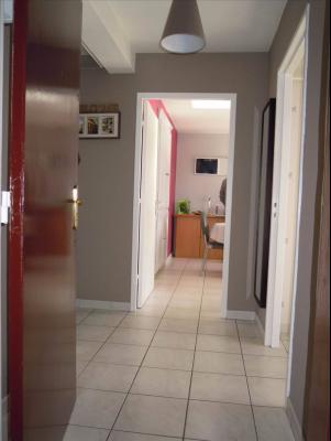 Vente BOULOGNE SUR MER, Appartements 60 m² - 3 pièces