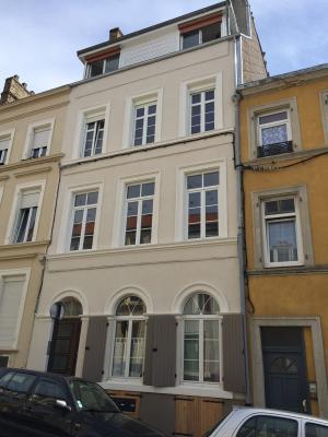 Vente BOULOGNE SUR MER, Appartements 104 m² - 3 pièces