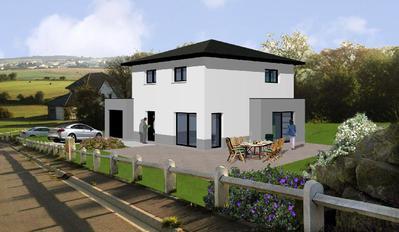 Faites construire à ST MARTIN BOULOGNE une maison contemporaine