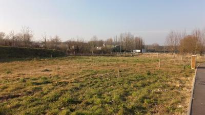 Terrain -  NEUFCHATEL HARDELOT - 637 m²