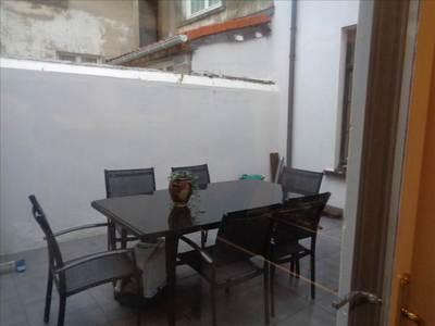 Vente BOULOGNE SUR MER, Maison de ville 120 m² - 5 pièces