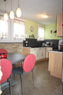 Vente BOULOGNE SUR MER, Bel appartement 55 m² - 4 pièces - garage et jardin expo sud