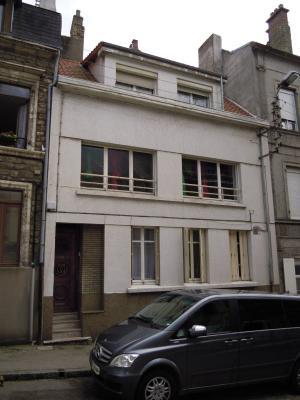 Immeuble -  BOULOGNE SUR MER - 3 appartements