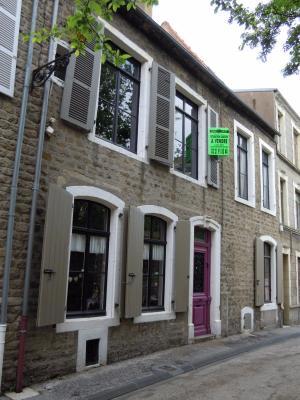 Vente BOULOGNE SUR MER, Maison de ville 137 m² - 4 pièces