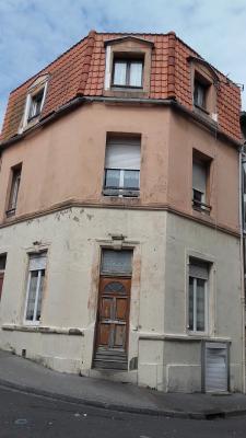 Immeuble -  BOULOGNE SUR MER - 2 appartements