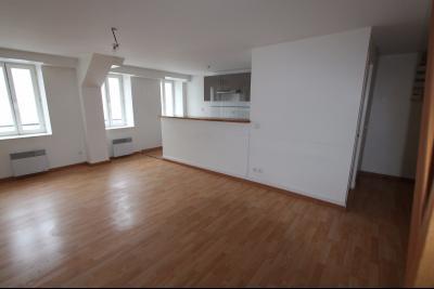 Bel appartement duplex en résidence avec ascenceur