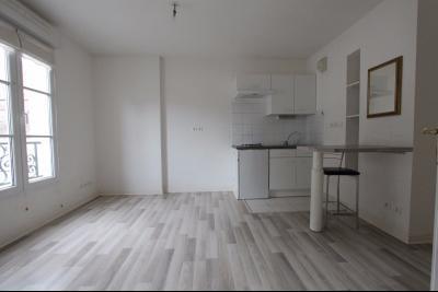 Appartement 28 m² en résidence avec cave et parking