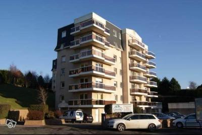 St Martin Boulogne Vente en résidence bel appartement 1 chambre de 43 m2 avec balcon