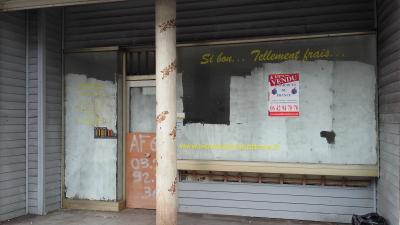 Local Commercial - Rue Coquelin