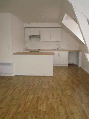 Location BOULOGNE SUR MER, appartement 40 m²
