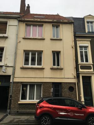 Location BOULOGNE SUR MER, Appartement 32 m² - 2 pièces