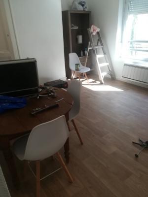 Location BOULOGNE SUR MER, NON PRECISEE 27 m² - 2 pièces