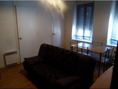 Location BOULOGNE SUR MER, Appartement meublé 55 m² - 3 pièces