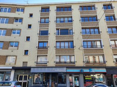 Location BOULOGNE SUR MER centre ville, Appartement 80 m² en résidence avec ascenseur 2 chambres