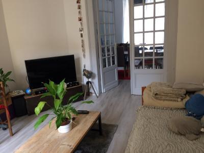 Appartement en rez-de-chaussée - 53 m² - 3 pièces