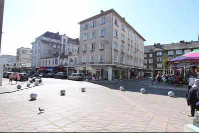 Location centre ville BOULOGNE SUR MER, Appartement 64 m² - 3 pièces