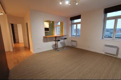 Location BOULOGNE SUR MER, appartement en résidence - 4 pièces