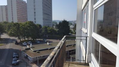 Parc de la Liane 4ème étage : appartement 2 chambres possibilité 3