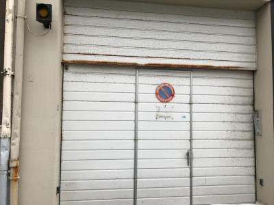 Garage -  BOULOGNE SUR MER - 10 m²