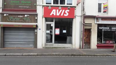 Local commercial rue de Bréquerecque