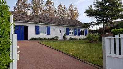 Location HESDIN L'ABBE, Maison de campagne 92 m² - 4 pièces