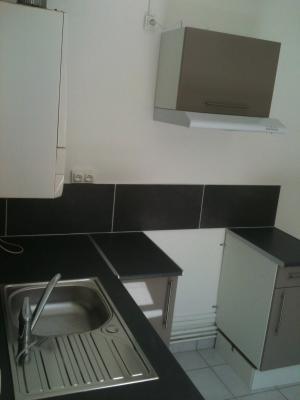 Location BOULOGNE SUR MER, Appartement 42 m² en rez-de-chaussée