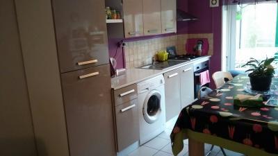 Location ST MARTIN BOULOGNE, Appartement 50 m² - Jardin