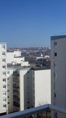 Location BOULOGNE SUR MER, dernier étage 67 m² - 3 pièces